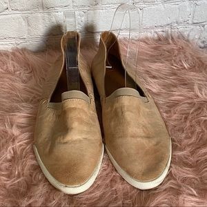 Frye Leather Melanie Slip On SZ 9.5